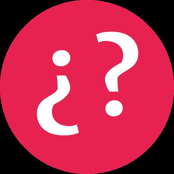 Signos de Interrogación o Pregunta